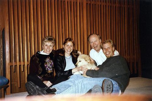 Family-With-New-Crazy-Puppy-Franklin-March-97
