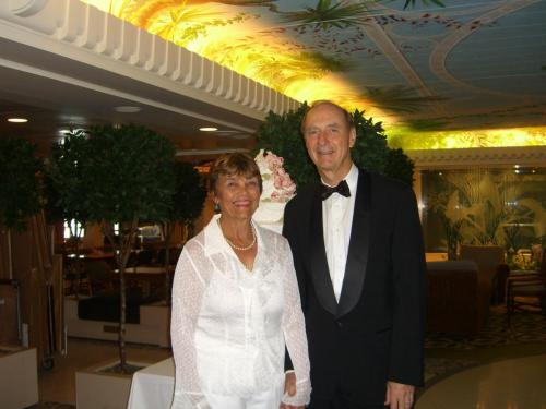 KEN:MARY MARRIAGE VOWS QM2