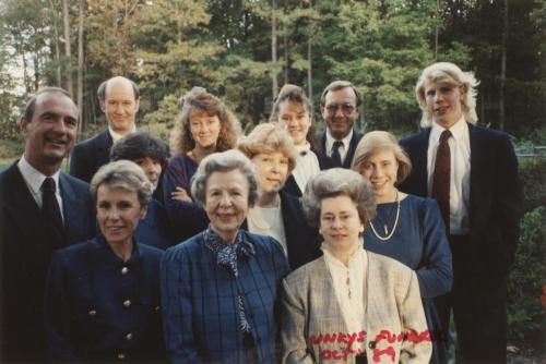 Unky's Funeral '89